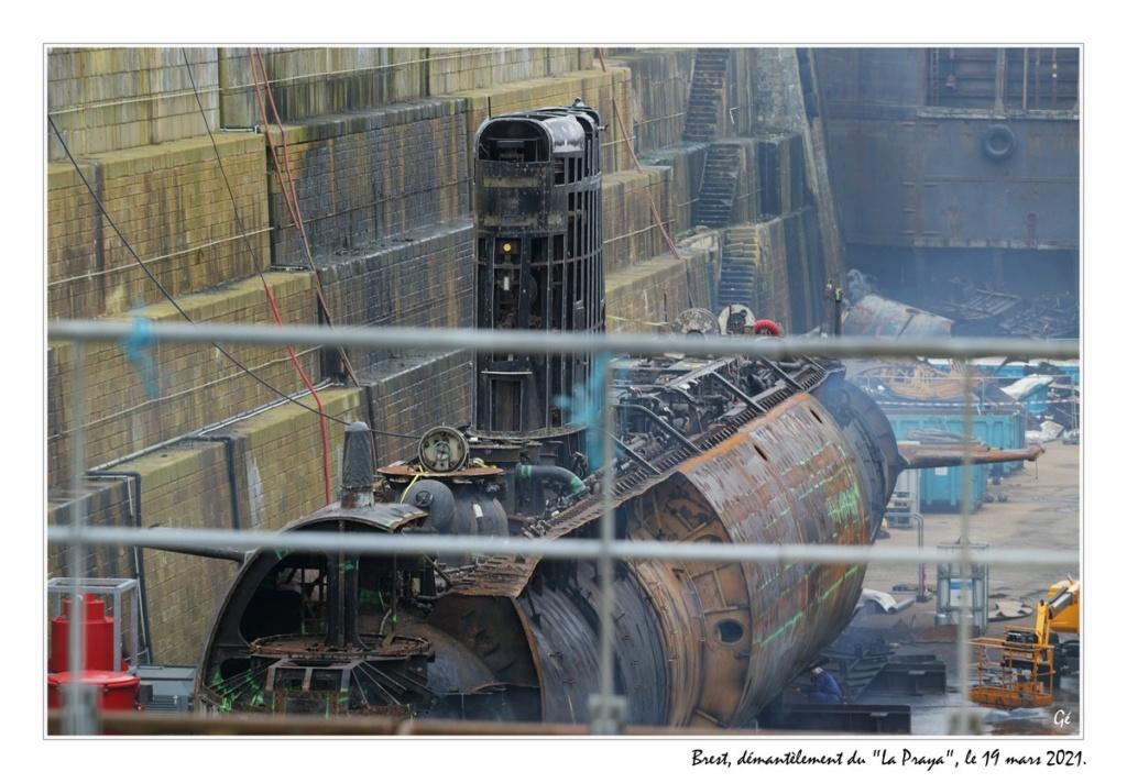 [Autre sujet Marine Nationale] Démantèlement, déconstruction des navires - TOME 2 - Page 15 20210311