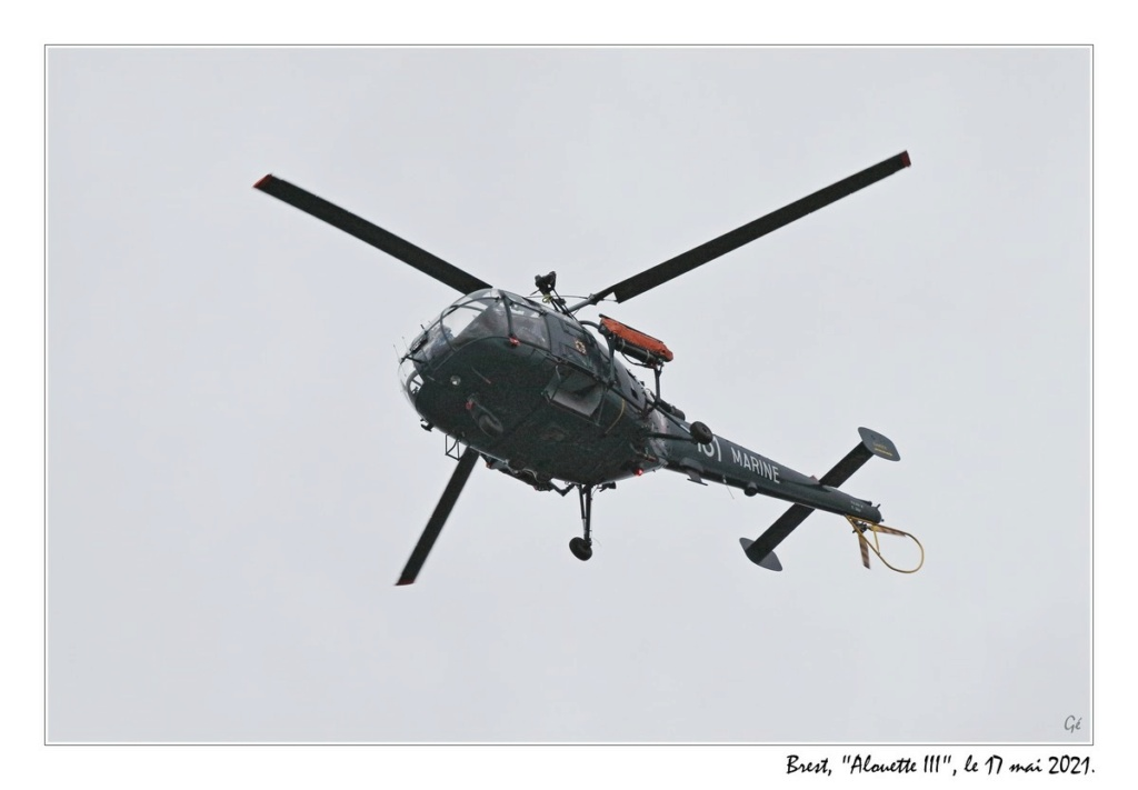 [Aéronavale divers] Alouette 3 - Page 8 20210515