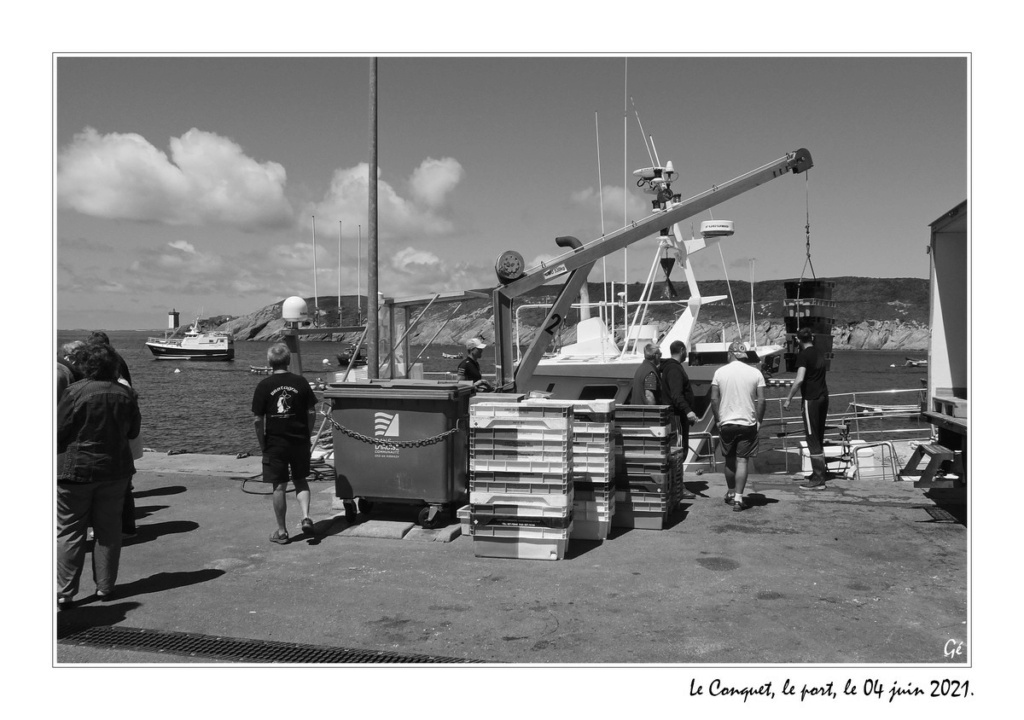 [Vie des ports] Le Conquet - Page 7 20210611