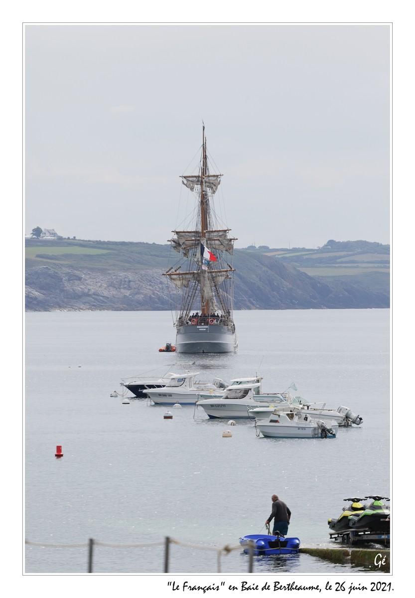 [Vie des ports] BREST Ports et rade - Volume 001 - Page 18 20210630