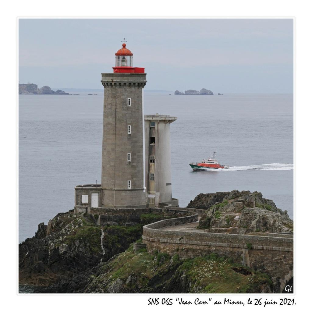 [ La S.N.S.M. ] SNSM Île Molène 20210633