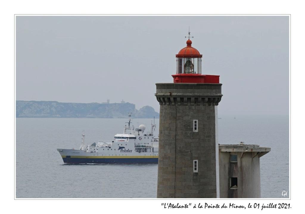 [Vie des ports] BREST Ports et rade - Volume 001 - Page 19 20210713