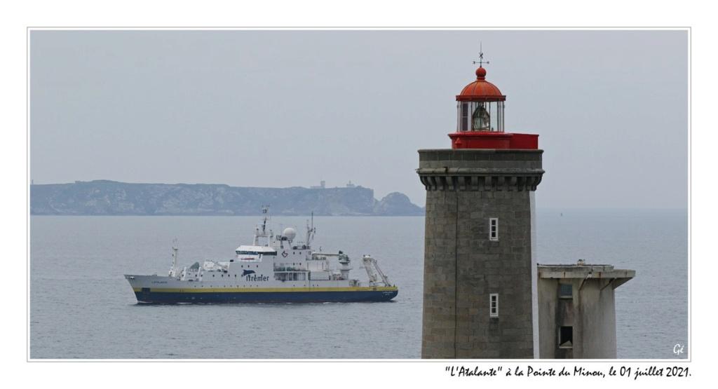 [Vie des ports] BREST Ports et rade - Volume 001 - Page 19 20210714