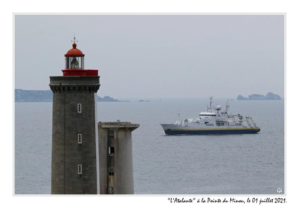 [Vie des ports] BREST Ports et rade - Volume 001 - Page 19 20210715
