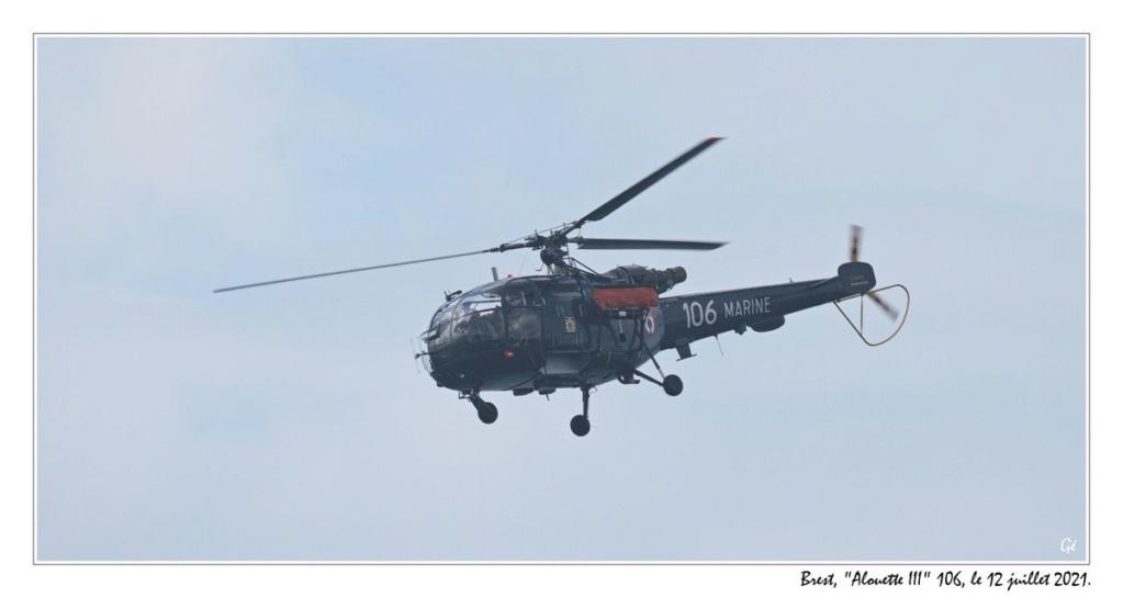 [Aéronavale divers] Alouette 3 - Page 8 20210719