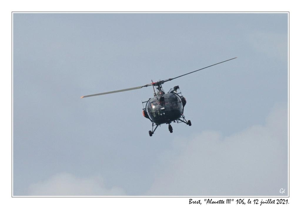 [Aéronavale divers] Alouette 3 - Page 8 20210720