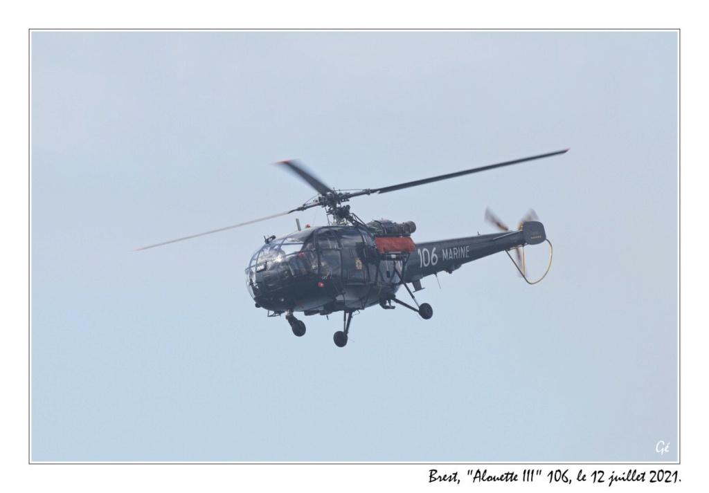 [Aéronavale divers] Alouette 3 - Page 8 20210721