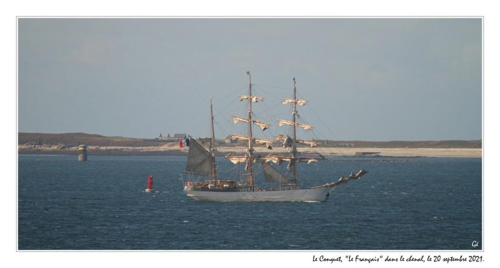 [ Marine à voile ] Projet du GVE (Grand Voilier Ecole) 20210916