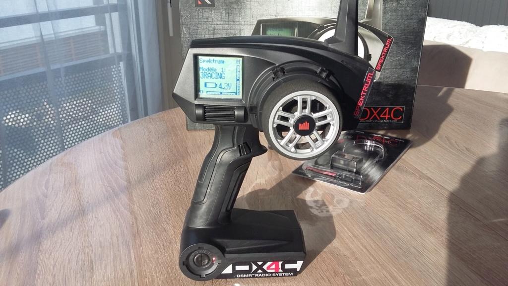 [VENDU] Radiocommande DX4C + 2 recepteurs 20190111