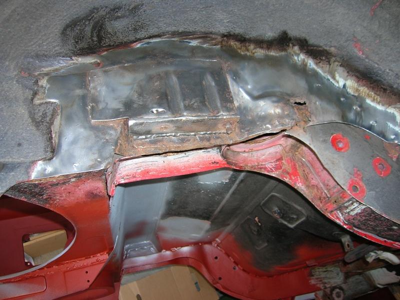 Restauration et personnalisation d'une Giulia - Page 2 Dscn3312