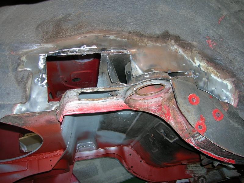 Restauration et personnalisation d'une Giulia - Page 2 Dscn3314
