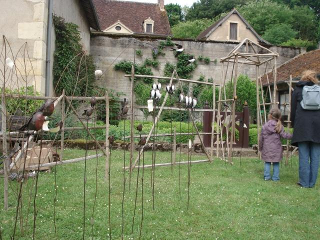 Apremont sur Allier , fête des plantes 511_1134