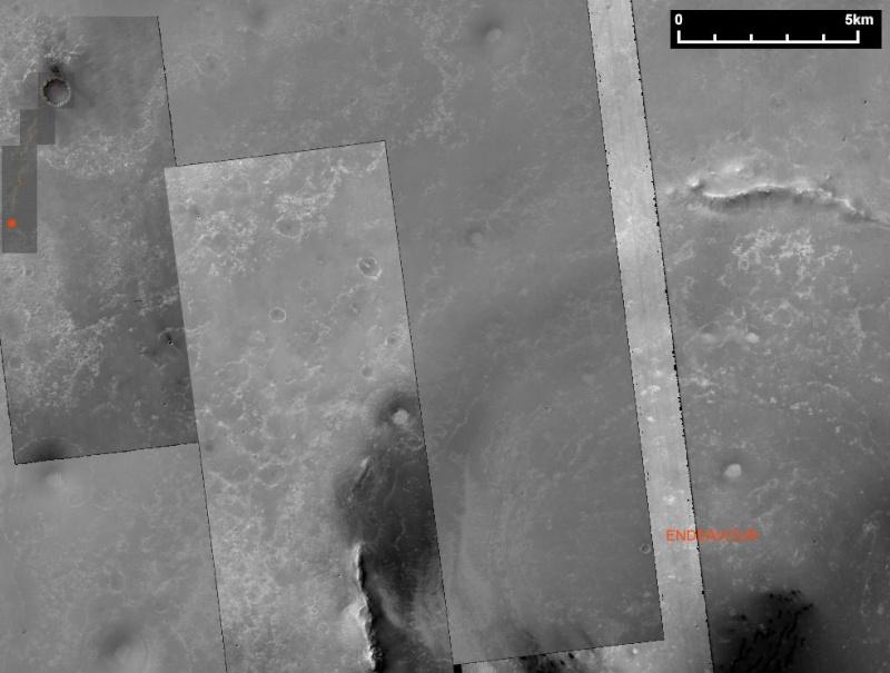 Opportunity va explorer le cratère Endeavour - Page 3 Image111