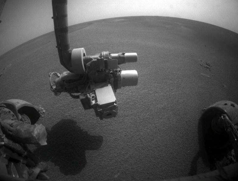 Opportunity va explorer le cratère Endeavour - Page 3 Image214