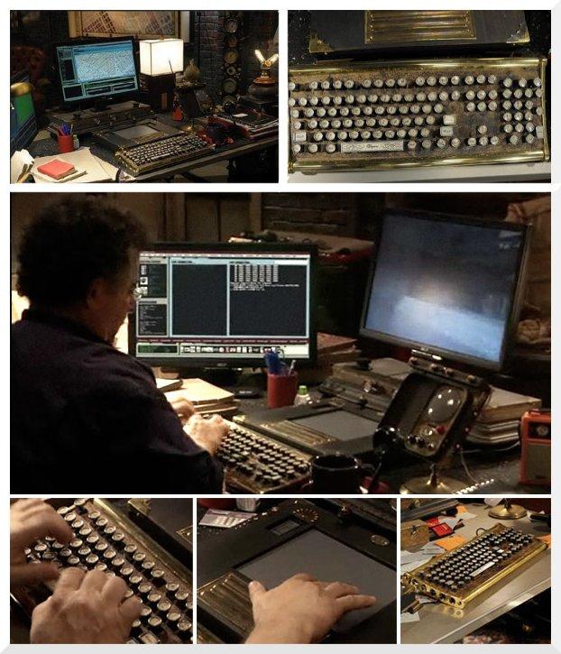Warehouse 13 [Série] Comput10