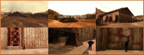 Warehouse 13 [Série] Outsid10