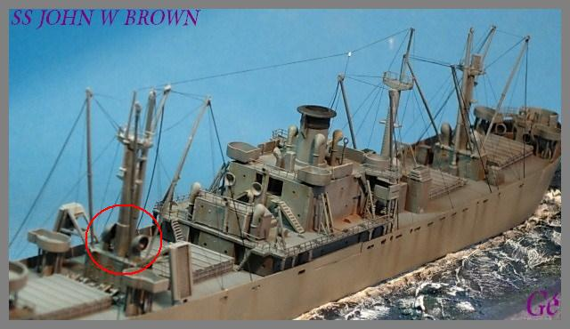 1/350 Trumpeter SS JOHN W BROWN - Page 3 0022610