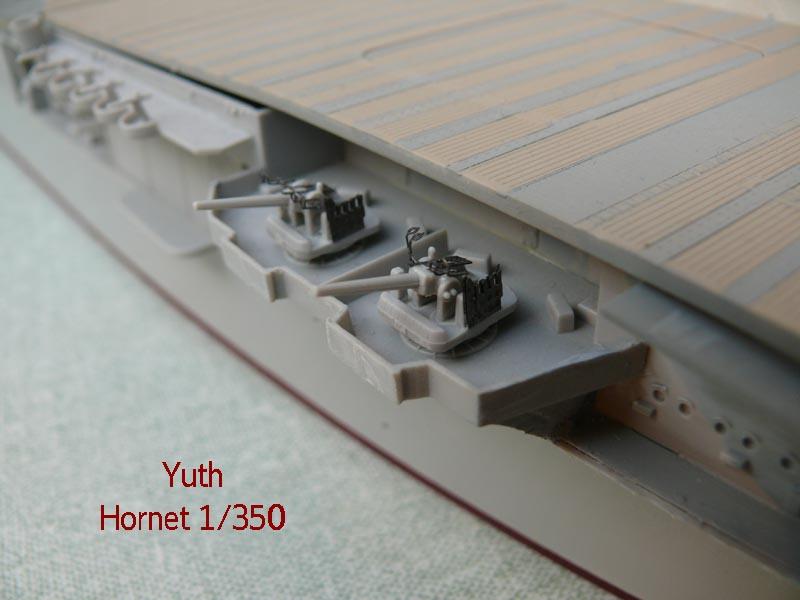 [Trumpeter] USS HORNET 1/350 112