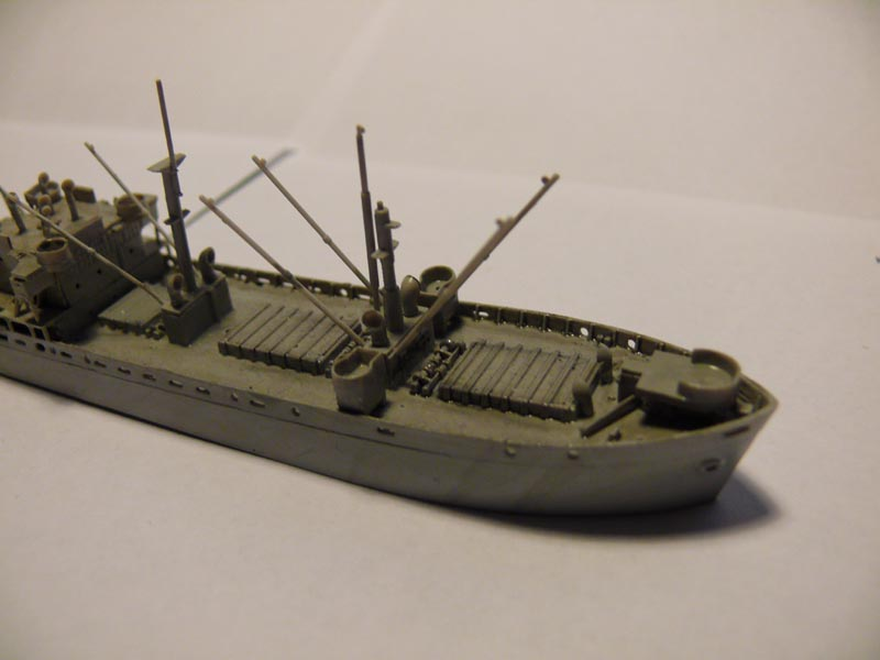 SS Jeremiah O' Brien 1/700 Trumpeter 1511