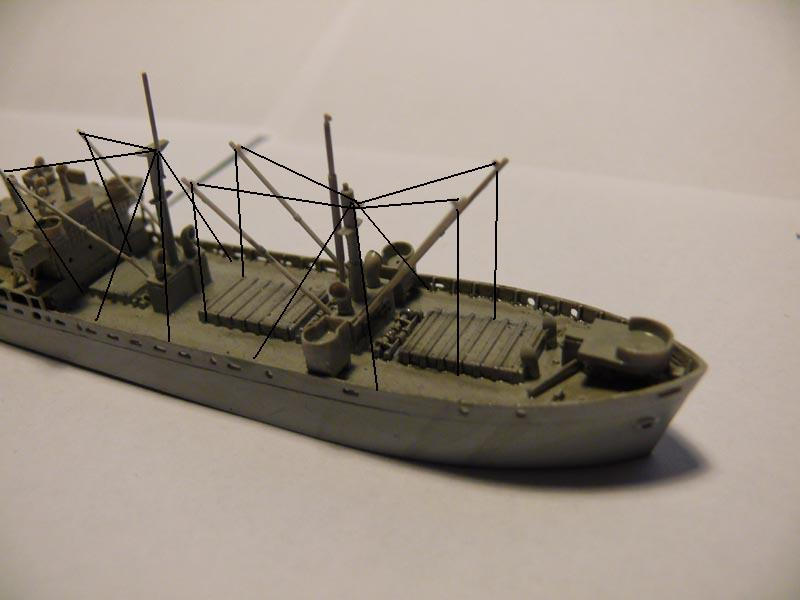 SS Jeremiah O' Brien 1/700 Trumpeter - Page 2 151110