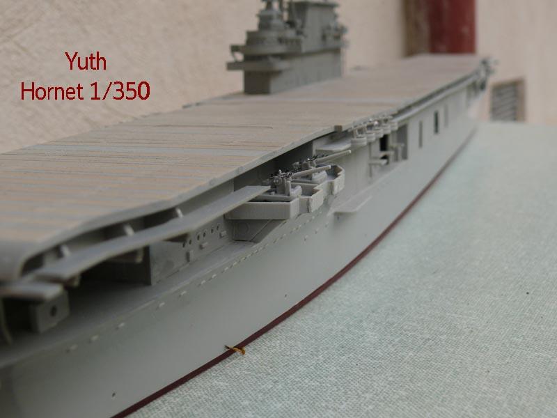 [Trumpeter] USS HORNET 1/350 212