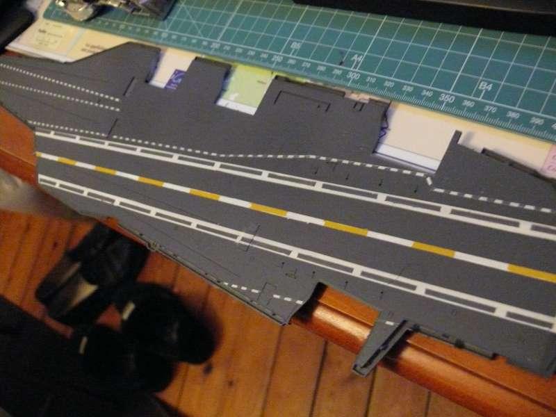 USS Nimitz 1/700 2710