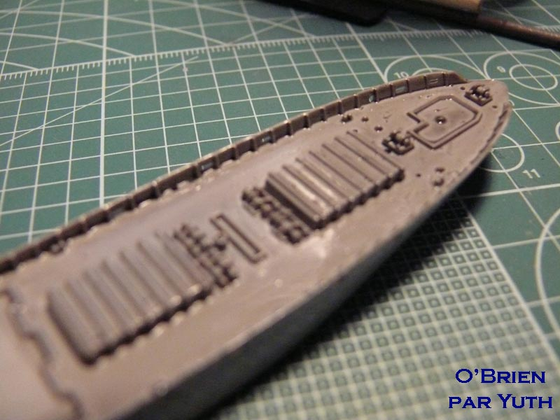 SS Jeremiah O' Brien 1/700 Trumpeter 311