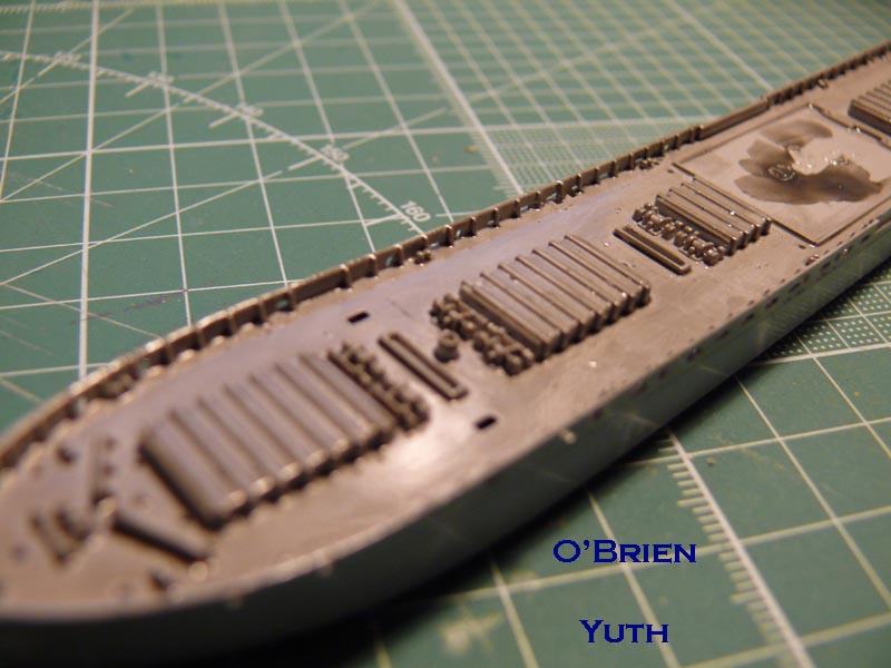 SS Jeremiah O' Brien 1/700 Trumpeter 411