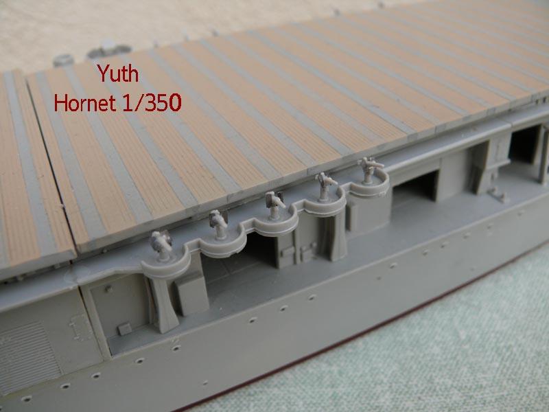 [Trumpeter] USS HORNET 1/350 512