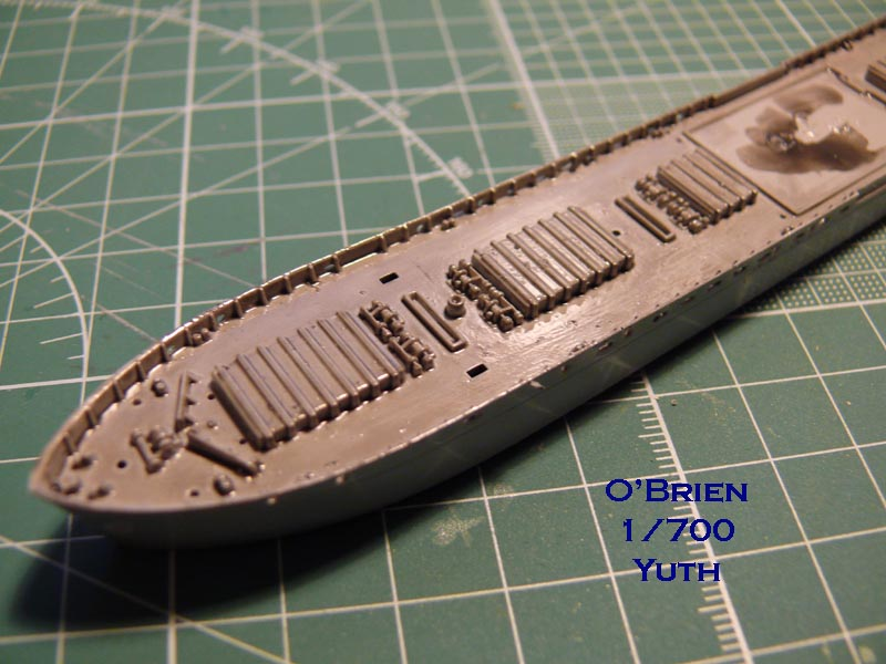 SS Jeremiah O' Brien 1/700 Trumpeter 611