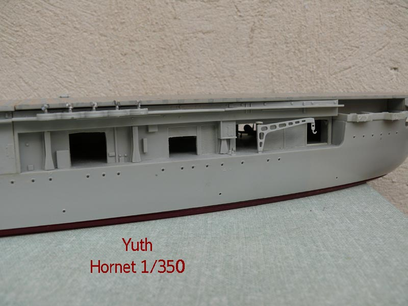 [Trumpeter] USS HORNET 1/350 612