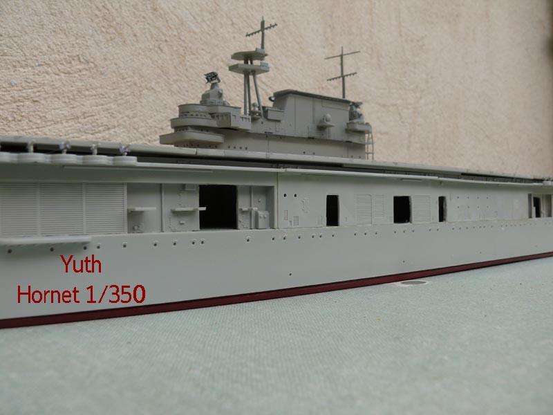 [Trumpeter] USS HORNET 1/350 712