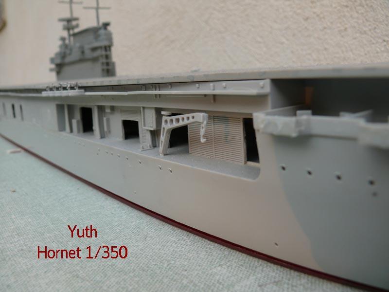 [Trumpeter] USS HORNET 1/350 912