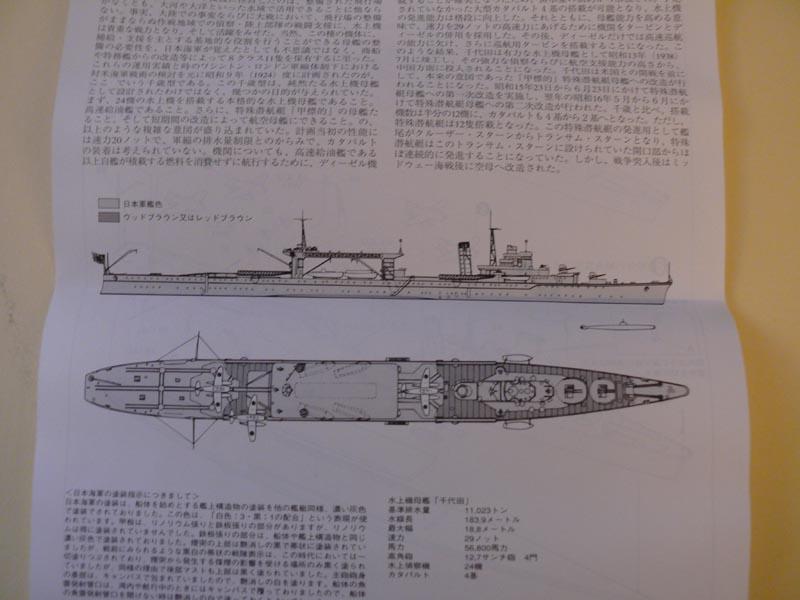 IJN Chyioda 1/700 Aoshima Chyiod11