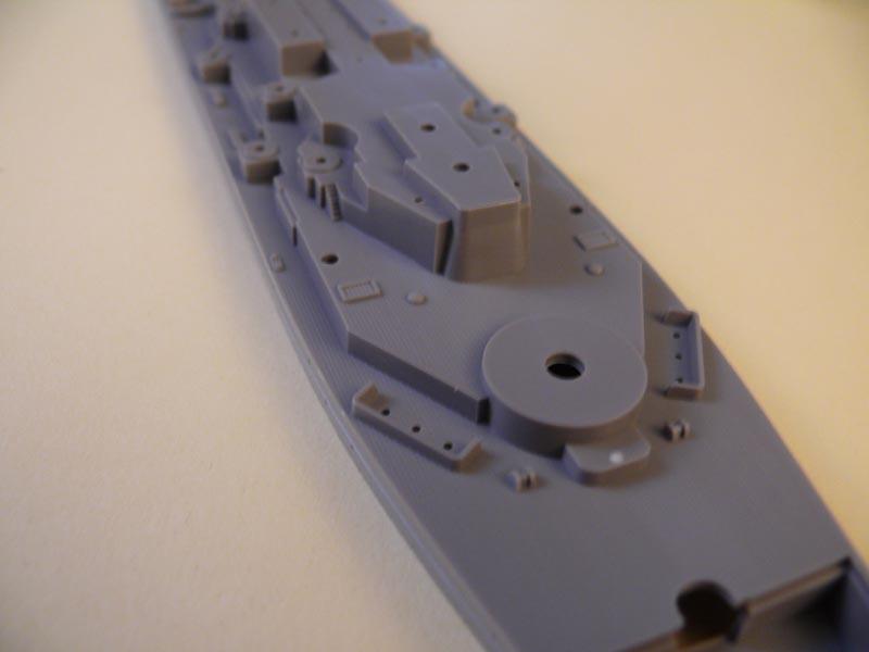 USS Missouri 1943 (1/700 Fujimi) Missou13