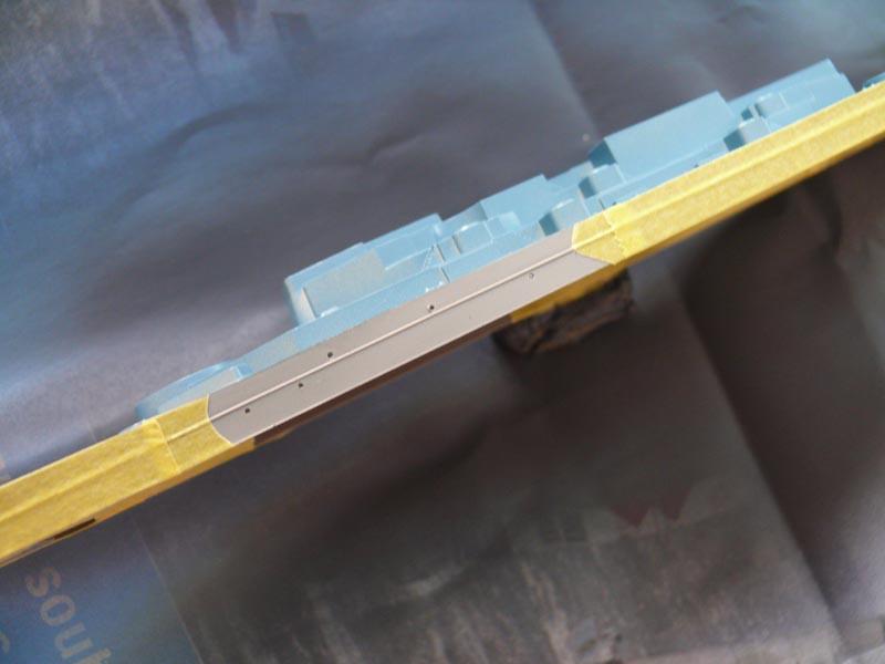 USS Missouri 1943 1/700 Fujimi Missou31
