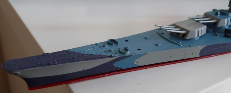 USS Missouri 1943 1/700 Fujimi - Page 2 Missou40