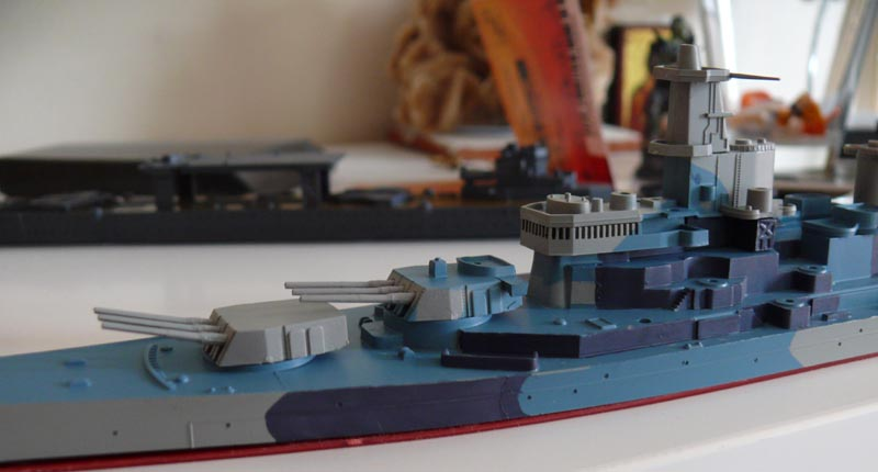 USS Missouri 1943 1/700 Fujimi - Page 2 Missou41