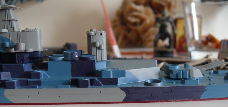 USS Missouri 1943 1/700 Fujimi - Page 2 Missou43