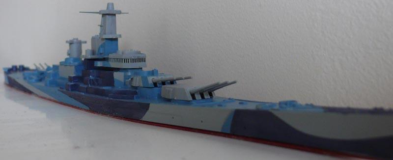 USS Missouri 1943 1/700 Fujimi - Page 2 Missou48