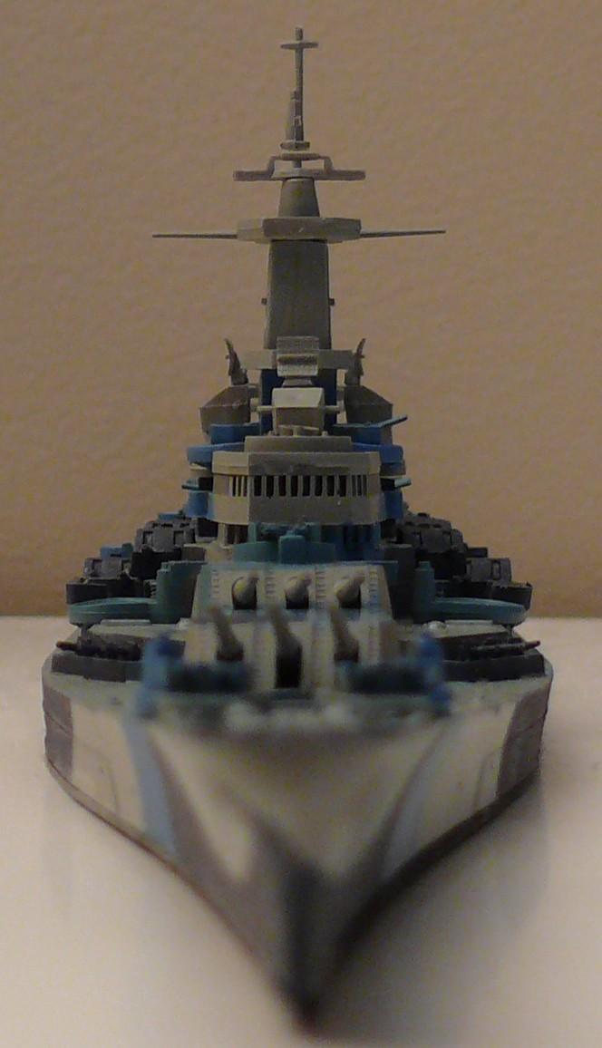 USS Missouri 1943 1/700 Fujimi - Page 2 Missou51