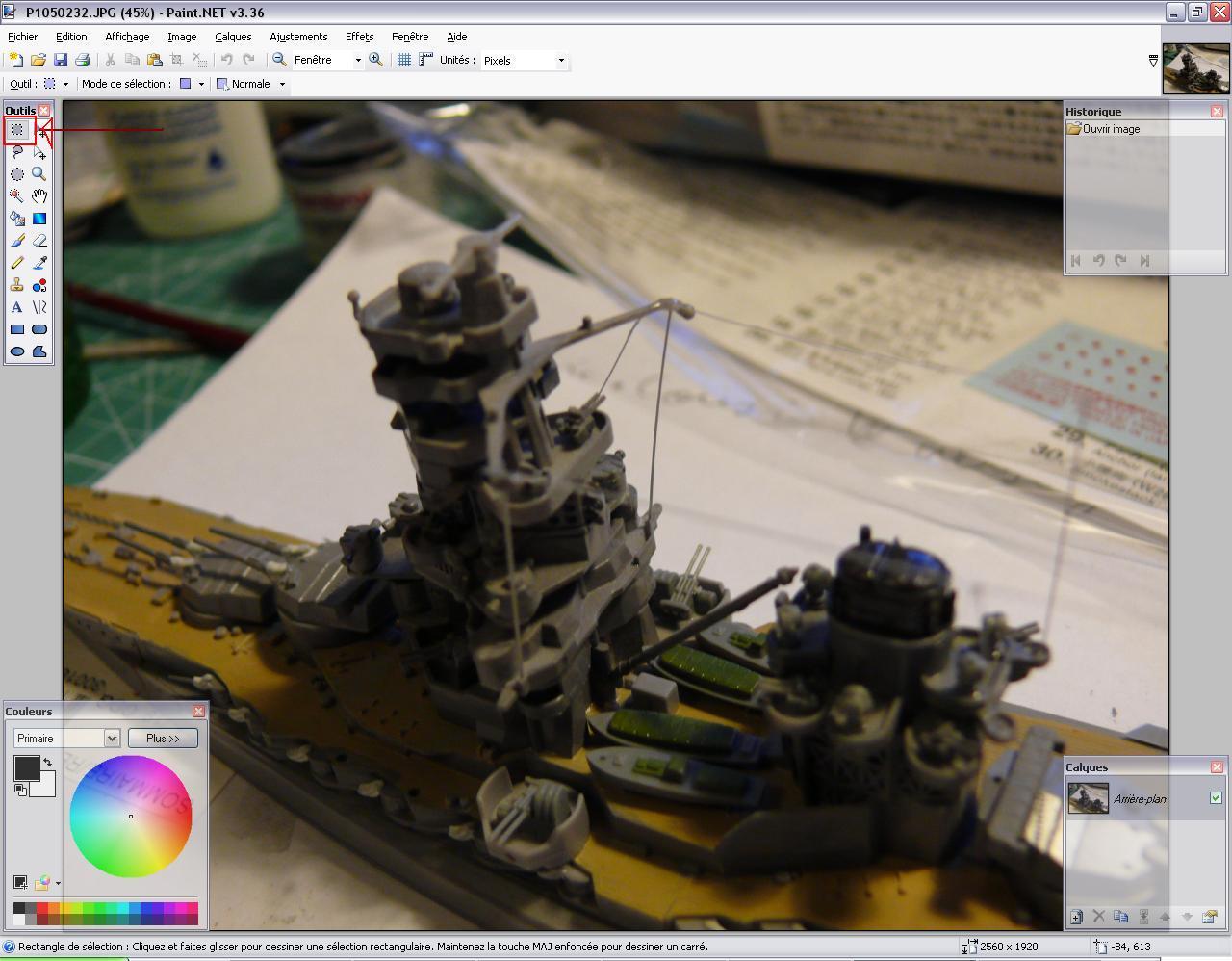 paint*[/url - TUTO : Comment réduire une photo pour le forum avec paint.net Paintn11