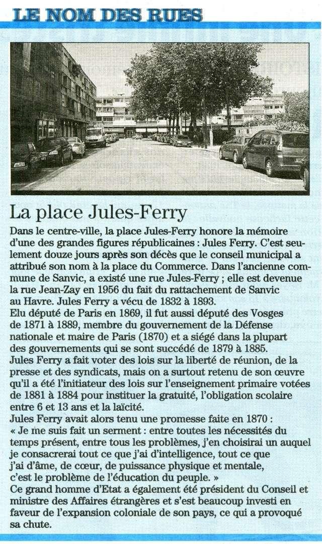 SANVIC - Le Havre - Place Jules Ferry 2009-025