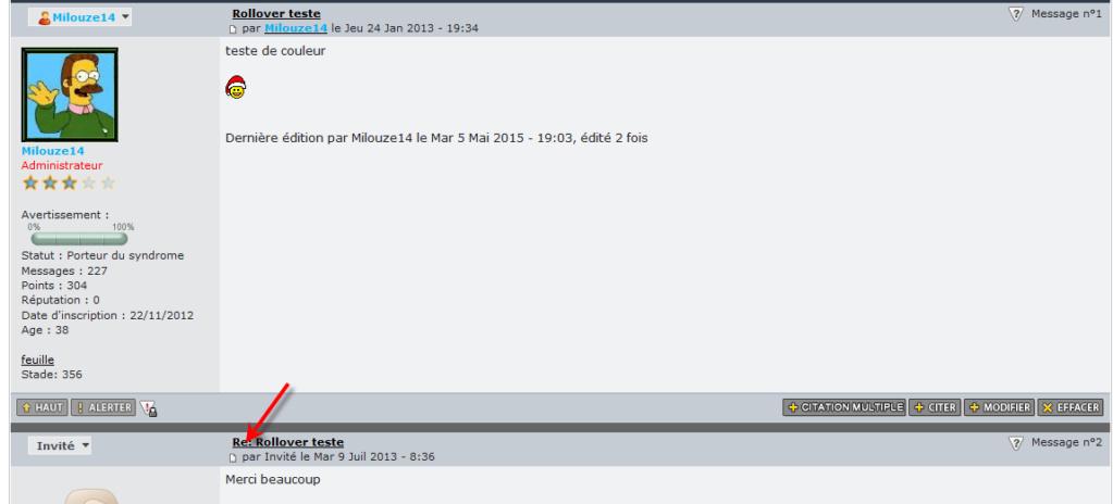 """[INVISION]Supprimer le tag """"Re"""" sur les messages 1141"""