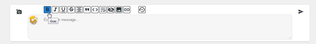 [AWESOMEBB]Afficher les principaux boutons de l'éditeur sur la réponse rapide 1154