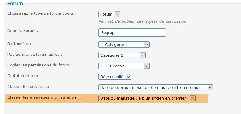 [PHPBB2]Afficher une navigation rapide sur les messages 158