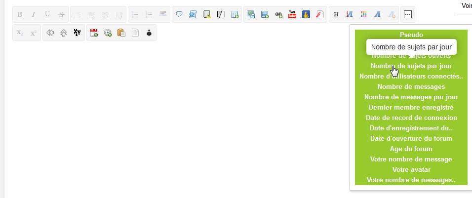 [AWESOMEBB]Afficher la majeure partie des variables avec un bouton sur l'éditeur 317