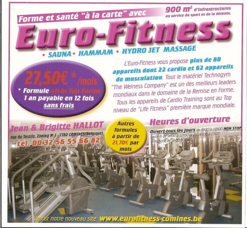 fitness - Euro-Fitness 7780 Comines Belgique Numari11