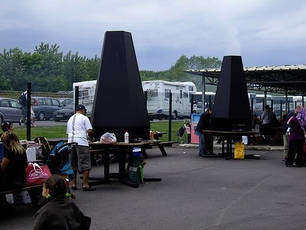 Parc Saint Paul le 23.05.09 Barbec10