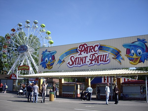 Parc Saint Paul le 23.05.09 Entrae12